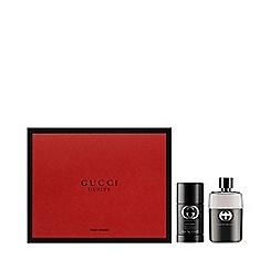 Gucci - 'Guilty' For Him Eau De Toilette Gift Set