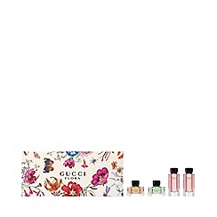 GUCCI - 'Flora' Miniature Size Fragrance Gift Set