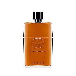 Gucci - 'Guilty Absolute Pour Homme' eau de parfum