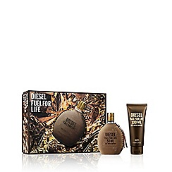 Diesel - 'Fuel For Life' Eau De Toilette Gift Set