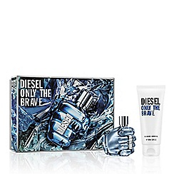 Diesel - 'Only The Brave' Eau De Toilette Gift Set