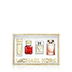 Michael Kors - House of Coffret Mini Eau De Parfums Gift Set