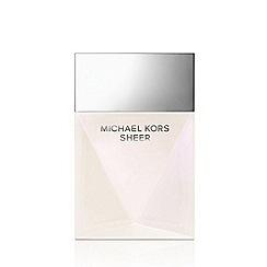 Michael Kors - Limited edition 'Sheer' eau de parfum