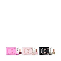 Ted Baker - 'Row of Bows' Miniature Size Eau De Toilette Trio Gift Set