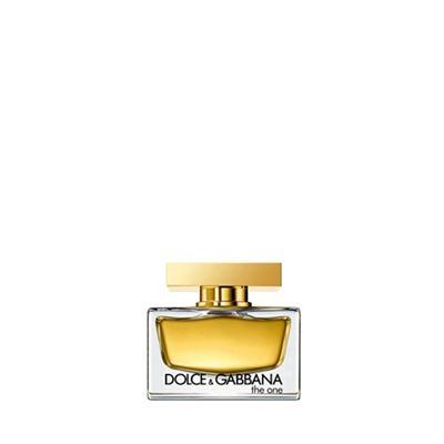0ef2f3e911794f Dolce   Gabbana -  The One  eau de parfum natural spray 30ml