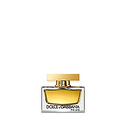 Dolce & Gabbana - 'The One' eau de parfum natural spray 30ml