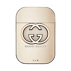 GUCCI - 'Guilty' Eau De Toilette 75ml