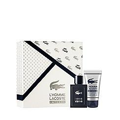 Lacoste - 'L'Homme Lacoste Intense' Eau De Toilette Gift Set