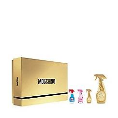 Moschino - 'Gold Fresh Couture' Eau De Toilette Gift Set
