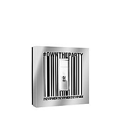 Carolina Herrera - '212 VIP Men' Eau De Toilette Gift Set