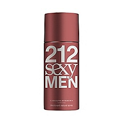 Carolina Herrera - '212 Sexy Men' deodorant spray