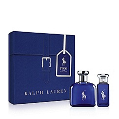 Ralph Lauren - 'Polo Blue' Eau De Toilette Gift Set