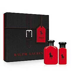 Ralph Lauren - 'Polo Red' Eau De Toilette Gift Set