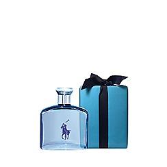 Ralph Lauren - 'Polo Ultra Blue' pre-wrapped eau de toilette 125ml