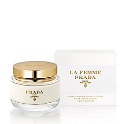 Prada - 'La Femme' body cream 200ml