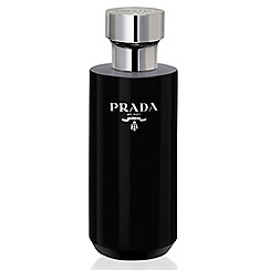 Prada - 'L'Homme' shower gel 200ml