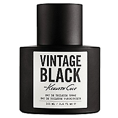 Kenneth Cole - 'Vintage Black' eau de toilette 100ml