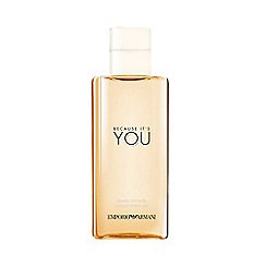 ARMANI - 'Because It's You' shower gel 200ml