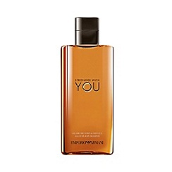 ARMANI - 'Stronger With You' shower gel 200ml