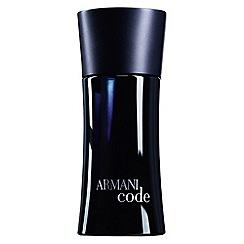 ARMANI - 'Armani Code' homme eau de toilette