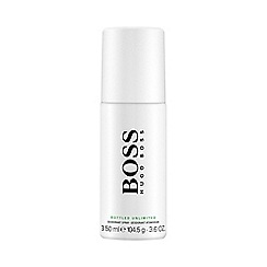 HUGO BOSS - Boss Bottled Unlimited' deodorant spray 150ml