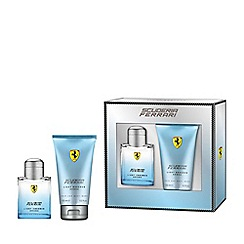 Ferrari - 'Scuderia Ferrari Light Essence Acqua' eau de toilette gift set