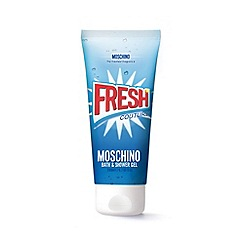 Moschino - 'Fresh Couture' bath & shower gel 200ml