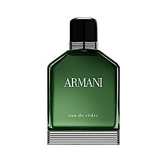 ARMANI - Eau De Cèdre' fragrance
