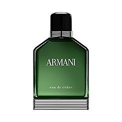 ARMANI - Eau De C¡dre' fragrance