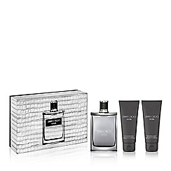 Jimmy Choo - 'Man' eau de toilette gift set