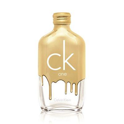 Calvin Klein Limited Edition  One Gold  Eau De Toilette 100ml   Debenhams 3c8c0ef937