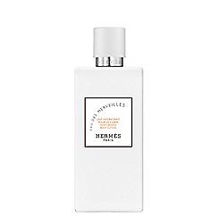 Hermès - 'Eau des Merveilles Lait des Merveilles' body lotion 200ml