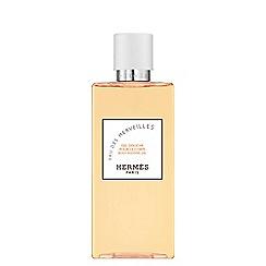Hermès - 'Eau Des Merveilles' shower gel 200ml