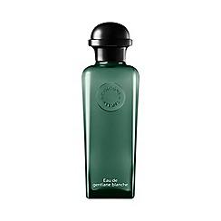Hermès - 'Eau de Gentiane Blanche' eau de cologne 100ml