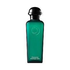 Hermès - Concentré' d'Orange Verte' eau de toilette