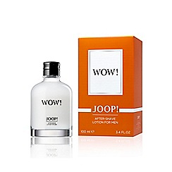 Joop! - 'WOW!' aftershave lotion 100ml