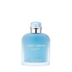 Dolce & Gabbana - 'Light Blue Pour Homme Eau Intense' eau de parfum