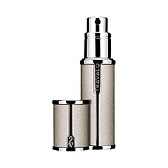 Travalo - 'Milano HD Elegance' white refillable perfume spray