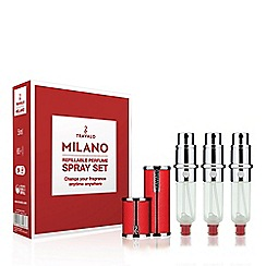 Travalo - 'HD Elegance in Red' gift set