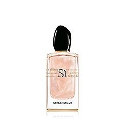 ARMANI - Limited edition 'Si Nacre Sparkling' eau de parfum