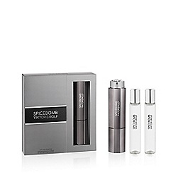 Viktor & Rolf - 'Spicebomb on the Go' eau de toilette refill set