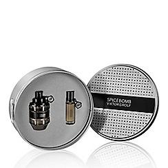 Viktor & Rolf - 'Spicebomb' eau de toilette gift set