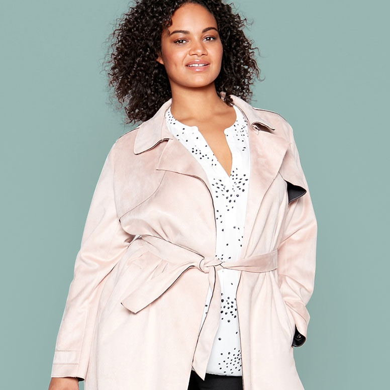 8050e9c15cf plus size coats   jackets