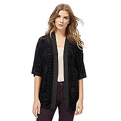 RJR.John Rocha - Black kimono jacket