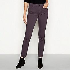 RJR.John Rocha - Dark grey 'Elsa' straight leg jeans