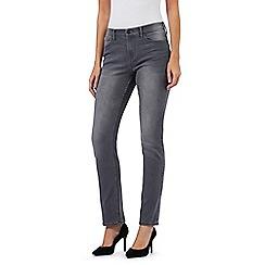 RJR.John Rocha - Grey 'Elsa' straight leg jeans