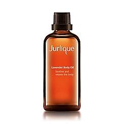 Jurlique - 'Lavender' body oil 100ml