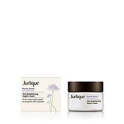 Jurlique - 'Purely White' skin brightening night cream 50ml