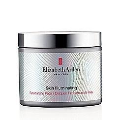 Elizabeth Arden - 'Skin Illuminating' retexturising 50 pads