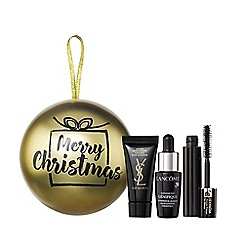 Lancôme - 'Christmas Bauble' Miniature Size Makeup Gift Set